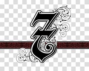 Logo Lettering Font, z letters logo PNG clipart