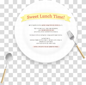 Brand Material Cutlery, Lunch plate fork spoon PNG clipart