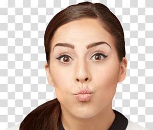 Eyebrow Cheek Chin Forehead Eyelash, cosmetic model PNG clipart