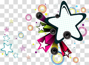 star,five-pointed star,music PNG clipart