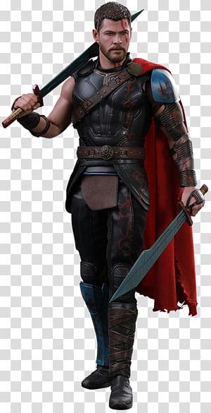 Thor: Ragnarok Action & Toy Figures Hot Toys Limited Marvel Legends, Thor PNG