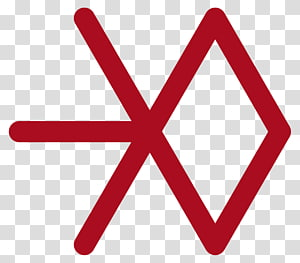 EXO Logo Overdose Growl K-pop, lucky symbols PNG clipart