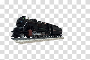 Train Locomotive, steam engine PNG