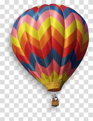 Hot air ballooning Flight Punta Cana, blow up a balloon PNG clipart