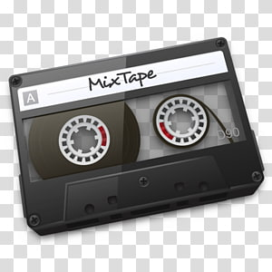 Mixtape iTunes Music Mac App Store, others PNG