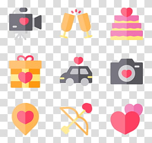 wedding pack PNG