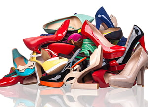 High-heeled footwear Court shoe Stiletto heel Ballet flat, women shoes PNG