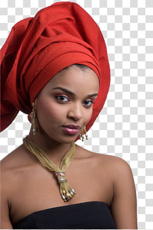 Woman Portrait Africa, woman PNG clipart