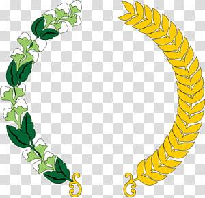 yellow and green template, University of North Sumatra Padi Kapas Yogyakarta Logo Organization, column PNG clipart