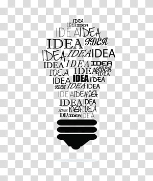 idea creative design PNG