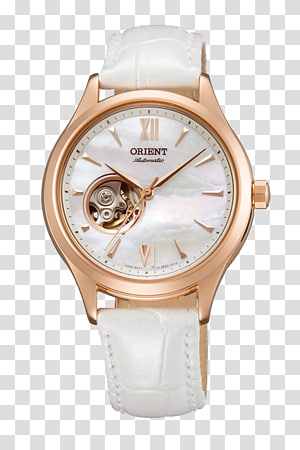 Orient Watch Mechanical watch Clock Automatic watch, watch PNG clipart