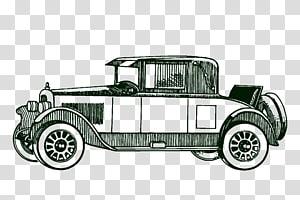 Classic car Vintage car Antique car , classic car PNG