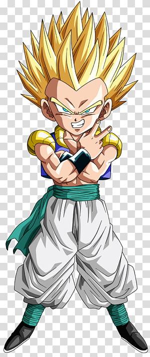 Gotenks Vegeta Goku Dragon Ball Z: Budokai Tenkaichi 3, goku PNG