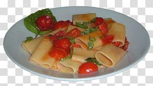 Pasta al pomodoro Rigatoni Pappardelle Pasta Pomodoro, cherry tomatoes PNG clipart