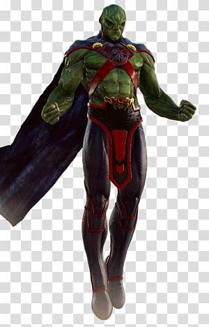 Martian Manhunter Batman Flash Comic book, martian PNG