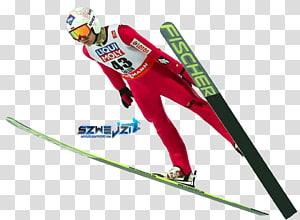 Nordic combined Ski Bindings Nordic skiing Speed skiing Biathlon, kamil PNG