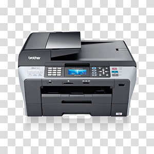 Brother MFC-6490CW Multifunction Printer Multi-function printer Brother Industries Ink cartridge, creative earth PNG