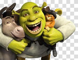 Donkey Puss in Boots Shrek The Musical Princess Fiona, shrek PNG