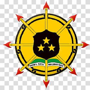 Kepolisian daerah Indonesia graphics Logo, POLRI PNG clipart