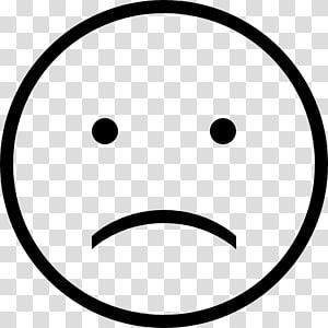 Smiley Emoticon Sadness Computer Icons , sad emoji PNG clipart