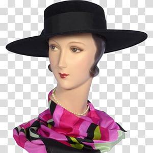 Cloche hat Fedora Sun hat Bowler hat, Hat PNG clipart