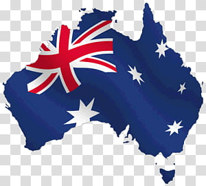 Flag of Australia Flag of the United Kingdom Map, others PNG