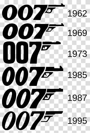 James Bond Film Series Logo The James Bond Bedside Companion The Battle for Bond, bond PNG clipart