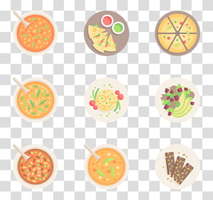 Food, food plates PNG clipart