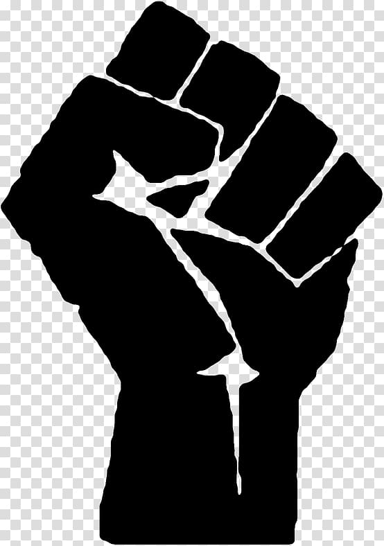 Black Panther Party African American Raised fist Black nationalism, united states PNG