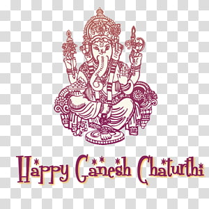 Happy Ganesh Chaturthi ., others PNG clipart