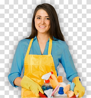 Maid service Cleaner Housekeeping Housekeeper, Maid Happily Cleaning Services Mississauga PNG clipart