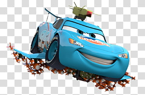 blue Disney Pixar Cars character illustration, Lightning McQueen Mater Cars Pixar Drawing, Cars PNG