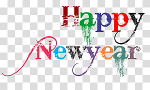 New Year\'s Day , happy new year 2018 PNG clipart