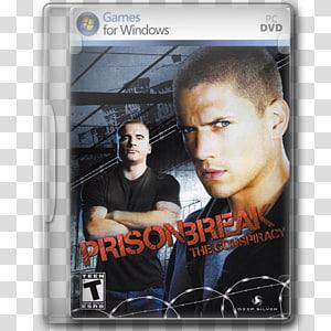 Prison Break: The Conspiracy Xbox 360 Prison Break: The Final Break Michael Scofield Video game, Prison Break PNG clipart
