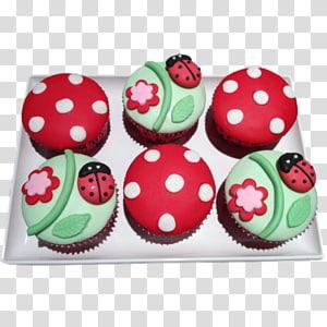 Cupcake Petit four Cake decorating Sugar paste Buttercream, cake PNG