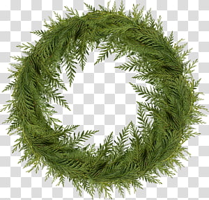 Wreath Christmas decoration Garland , garland PNG clipart