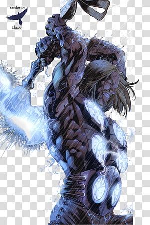 Thor Captain America Comics Ultimate Marvel Ultimates, thor comics PNG clipart