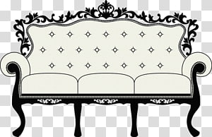 Antique furniture Chair Wedding , chair PNG