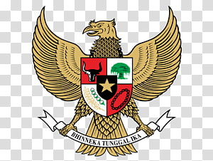 National emblem of Indonesia Pancasila Symbol, symbol PNG clipart