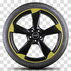 Alloy wheel Audi Tire Car Motorcycle, audi PNG