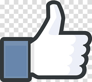 Facebook like emoticon illustration, Social media Facebook Thumb signal Computer Icons Like button, like us on facebook PNG clipart