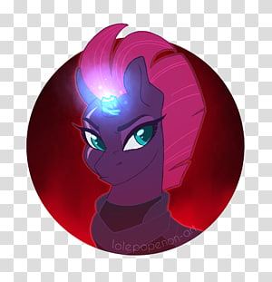 Tempest Shadow The Art of My Little Pony: The Movie Cartoon Pinkie Pie, mlp tempest fanart PNG clipart