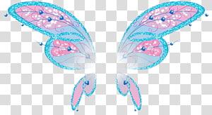 Tecna Roxy Mythix Sirenix Fairy, fairy wings PNG