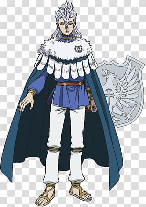 Ciel Phantomhive Black Clover Model sheet Anime, Anime PNG