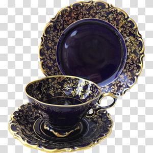 Coffee cup Saucer Tea Plate, Vintage tea cup PNG