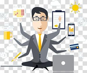 Social media marketing Productivity Organization Advertising, social media PNG
