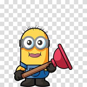 Felonious Gru Dru Dave the Minion Despicable Me Minions, minions PNG clipart