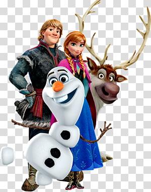 Disney Frozen characters , Anna Kristoff Elsa Olaf Hans, Anna Frozen PNG clipart