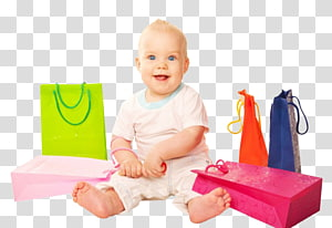 Shopping Bags & Trolleys Child Infant, child PNG clipart