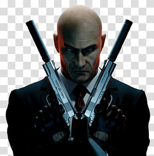 Agent 47 from Hitman, Hitman Go Hitman: Absolution Hitman: Agent 47, Hitman PNG clipart